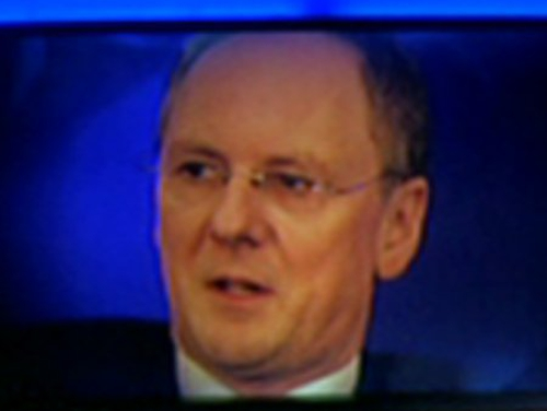 Michael Walsh - Finance Minister told of resignation