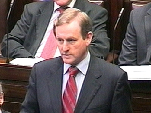 Enda Kenny - Government has been 'far too timid'