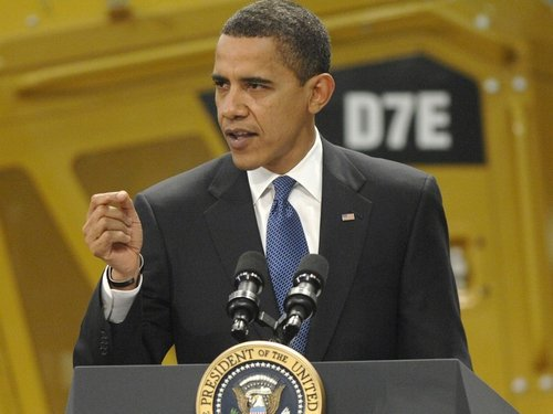 Barack Obama - Plan aims to help 9m families