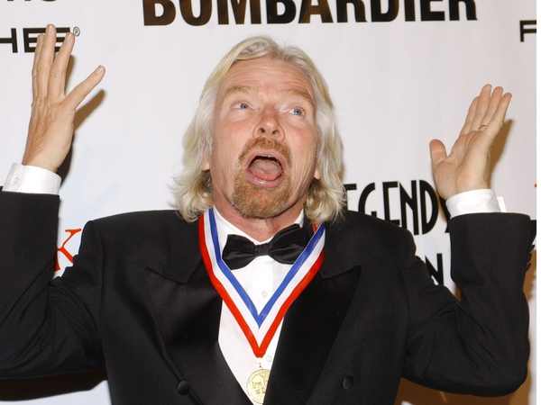 Richard Branson believes he cannot continue his investment in F1 as it is too costly