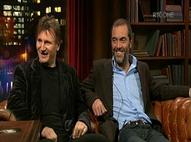 Liam Neeson & James Nesbitt