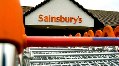 Sainsbury sales at stores open over a year fell 3.1% in its fiscal fourth quarter