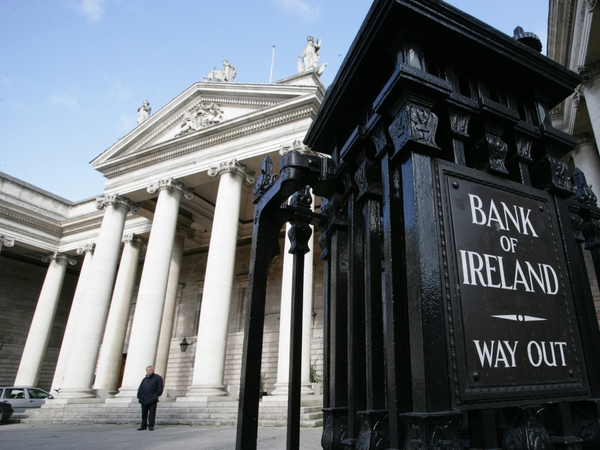 Bank of Ireland - Duplication of laser card transactions
