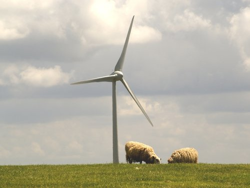 Wind farm - €200m investment in renewable energy project
