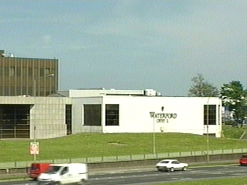 Waterford Crystal centre - Centre was to shut next month