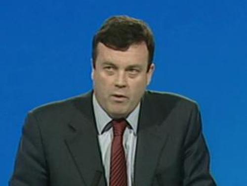Brian Lenihan - Ireland benefiting from tax drive