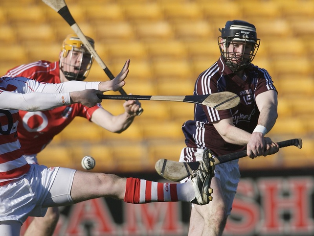 Aongus Callanan scores Galway's fourth goal