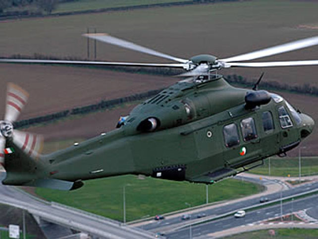 AW 139 - Can fly with open doors in certain circumstances