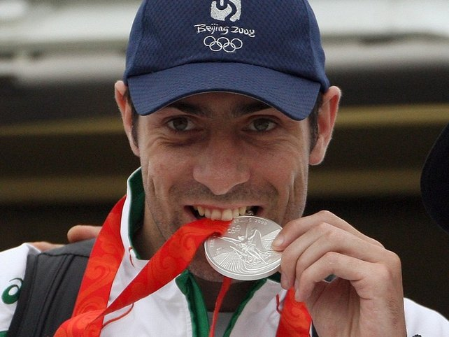 Olympic silver medallist Ken Egan will be in action at the Stadium on Friday night