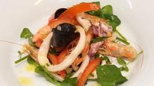 Pesce di Mare - Seafood Salad
