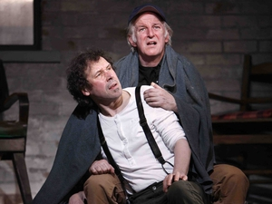 Stephen Rea & Sean McGinley in Ages Of The Moon