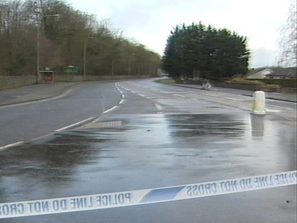 Massereene Barracks - Two soldiers killed in shooting