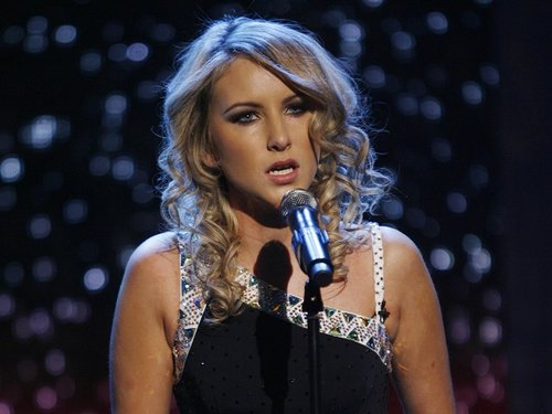 Cliona Hagan - Has made the final of the show