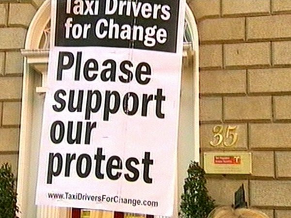 Taxi Unions - To meet Minister for Transport