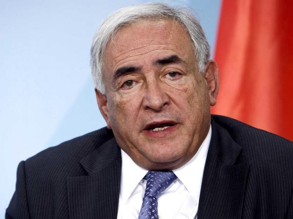 Dominique Strauss-Kahn - IMF managing director