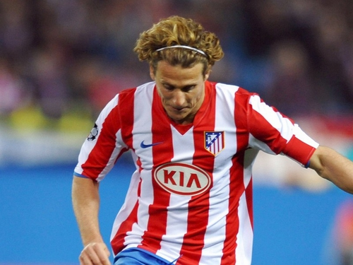 Diego Forlan came back to haunt Liverpool once again