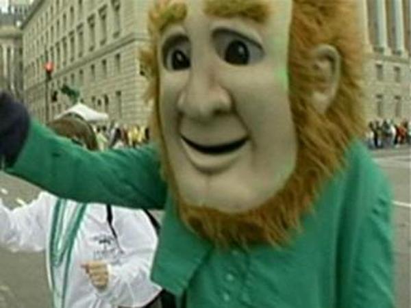 St Patrick - Day celebrated across the globe