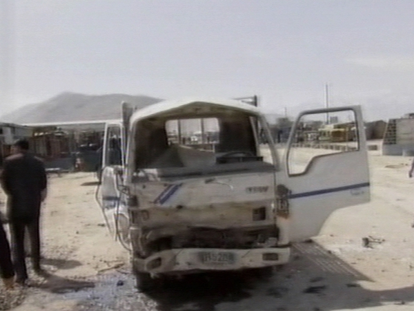 Kabul - Two dead in attack