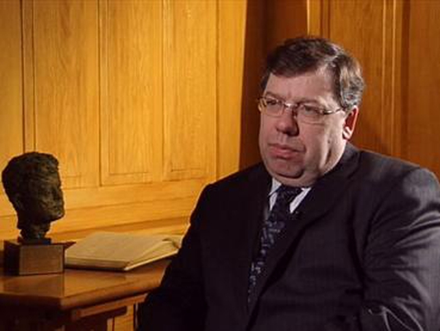 Brian Cowen - Ireland's 'special' relationship with the US