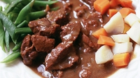 Irish Lamb Stew - A never fails dish.
