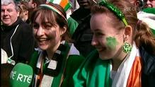 St Patrick's Day Festival Parade: St Patrick's Day Festival Parade