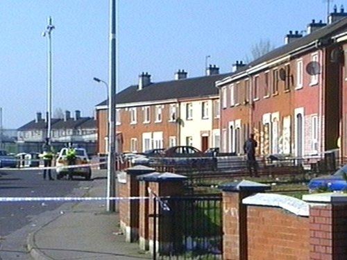 Moyross - Man found stabbed outside house