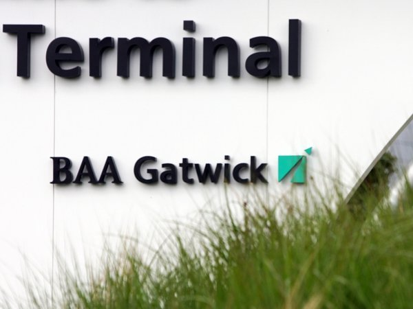 Gatwick Airport - Sale ordered