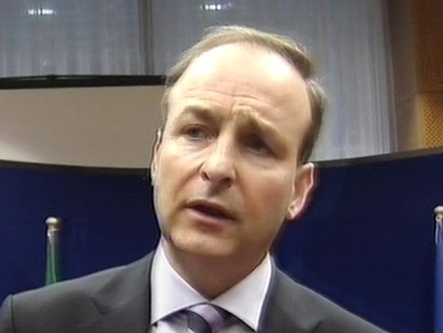 Micheál Martin - Denied access to Gaza