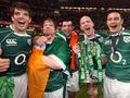 Slam heroes back for Munster