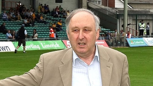 Frank Murphy - a figure synonymous with Cork GAA