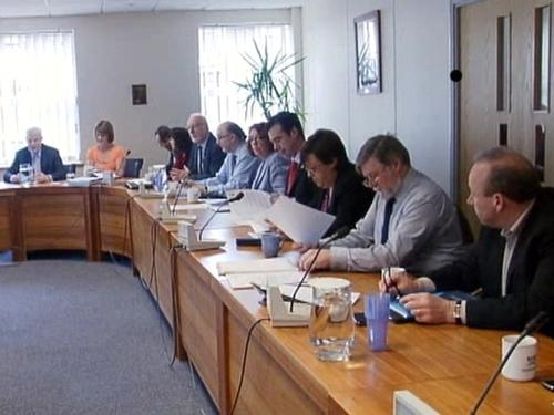 ICTU - Executive council meets