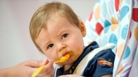 Tasty Minced Meat with Swede or Tomato (Puree) - The perfect puree for your baby.