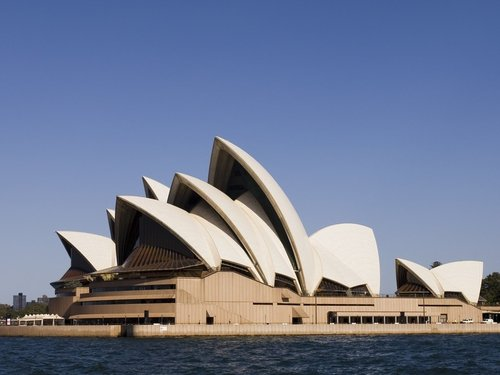 Sydney - Opera House forced to cancel all performances