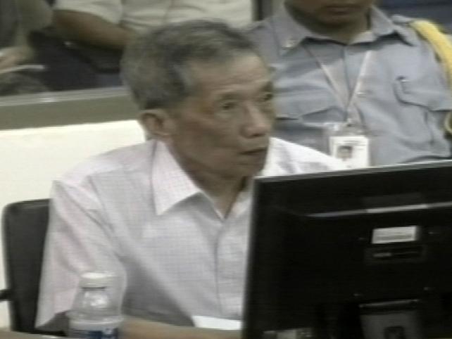 Kaing Guek Eav - Accepted blame for crimes