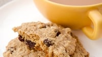 Oat and Raisin Cookies - Serve with cups of tea for a heavenly afternoon snack.