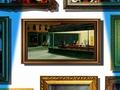 Nighthawks by American artist Edward Hopper