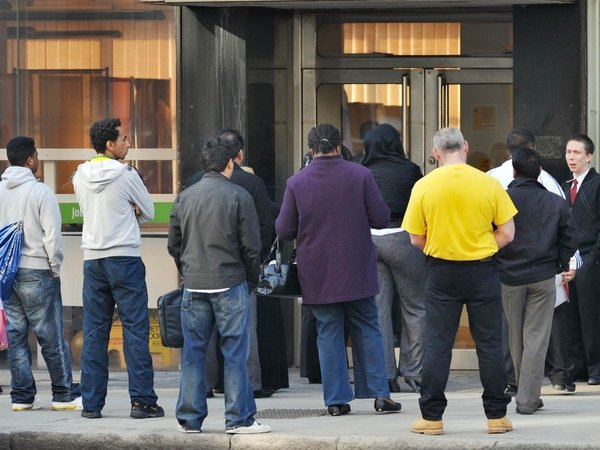 Unemployed - Number may rise to 16%