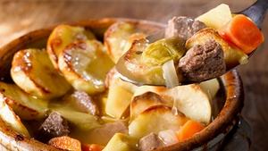Lamb Stew Hot-Pot