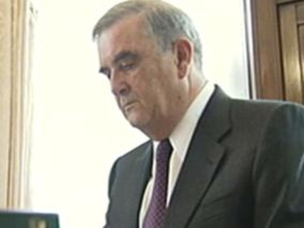 John Murray - Arranged voluntary contributions back to State