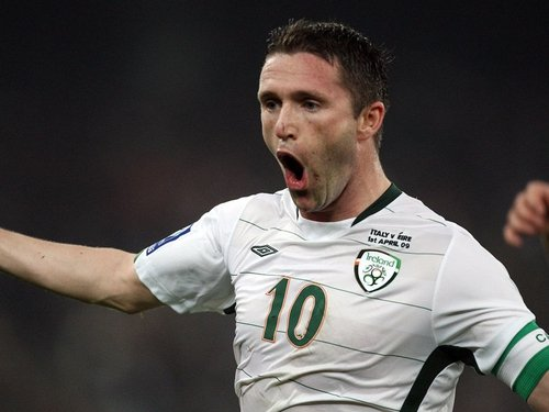 Robbie Keane - Pinning hopes on French Football Federation