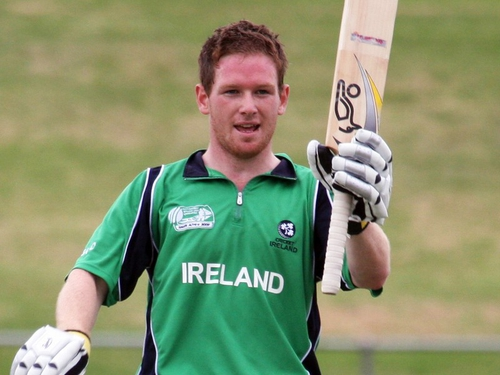 Dubliner Eoin Morgan will be playing in this year's tournament after signing for the Royal Challengers Bangalore
