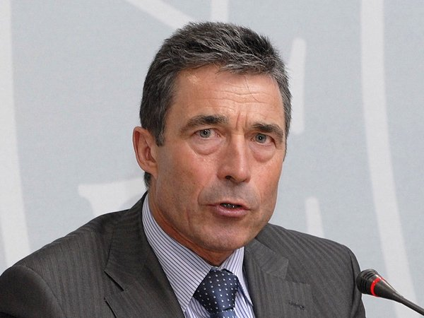 Anders Fogh Rasmussen - Ready to talk to groups