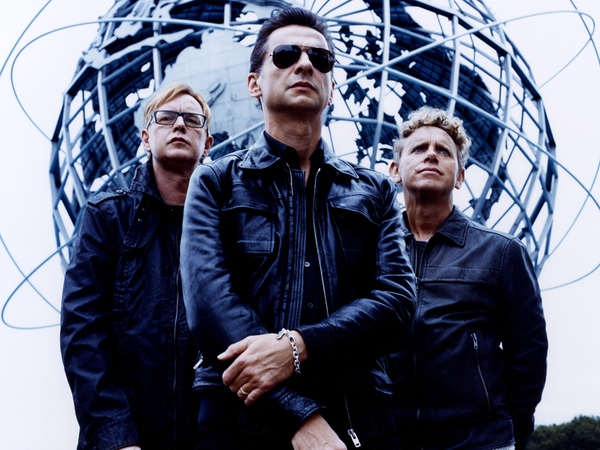 Depeche Mode - New single Peace out now