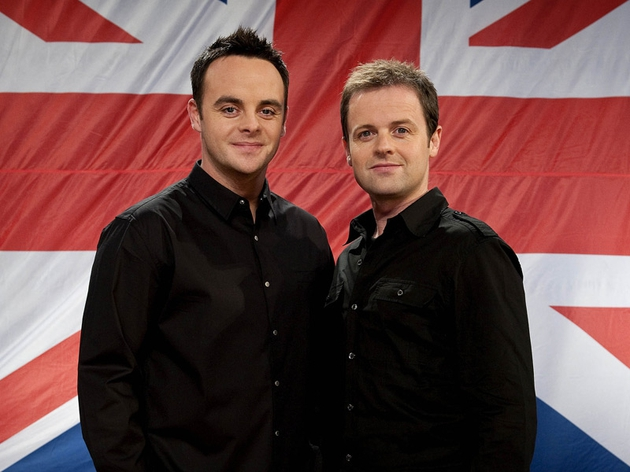 Dec (right) reportedly ran off, leaving Ant (left) to do the post-audition interview