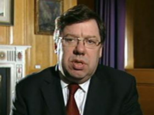 Brian Cowen - FF needs to reorganise