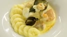 Sea Food Gratin - A delicious meal from Patricia George.