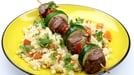 Lamb Kebab - Enjoy kebabs the healthy way with Paula Mee