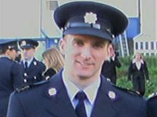 Robert McCallion - Knocked down by a car while on duty