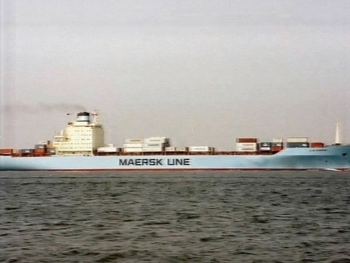 Maersk Alabama - Hijacked off Somalia