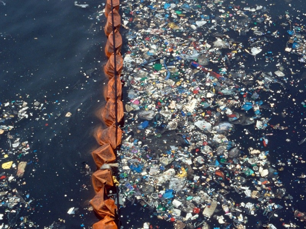Litter - 11m pieces of waste recovered from oceans